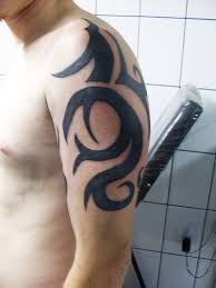 awesome shoulder tattoos for