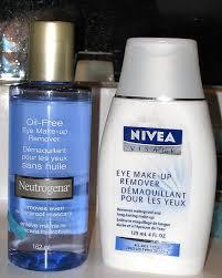 neutrogena cosmetics makeup neutrogena oil free eye makeup remover