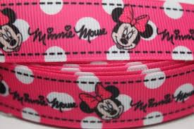 7 8 grosgrain ribbon sale mouse ribbon 7 8 grosgrain ribbon by the yard for hairbows