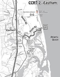 cape cod rail trail 2 eastham trail map