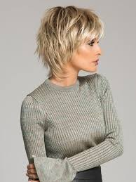 short crown layered shag long haircut play by ellen wille monofilment crown 30 off moorhexe
