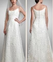 oleg cassini wedding dresses oleg cassini 2681 wedding dress on sale 50