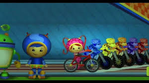 team umizoomi mighty bike race hd english episodes