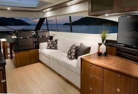 lexus yacht interior new 60 u0027 yacht with volvo pod drives from riviera ocean of news