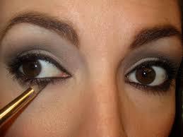 obsidian color eyes angelina u0027s signature eye makeup jennysue makeup