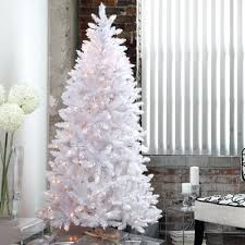 white tree decorations uk special color trees purple