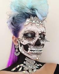 badass makeup u0026 face artist mexicana british theskulltress gmail