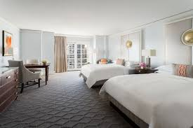 larger guest room in los angeles the ritz carlton marina del rey