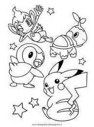 pikachu piplup turtwig and chimchar base by sonic7779 on deviantart
