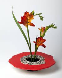 ikebana vase ikebana vase by susan wills ceramic vase artful home