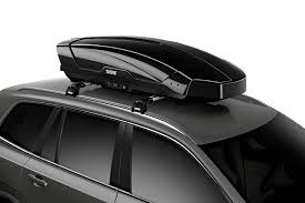 nissan rogue luggage rack thule nissan rogue 2016 2017 motion xt cargo box