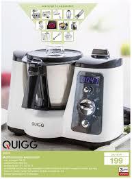 cuisine quigg aldi promotion quigg multifunctionele keukenrobot quigg de