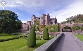 beautiful garden movie tjolöholm castle in sweden where von trier shot the exterior