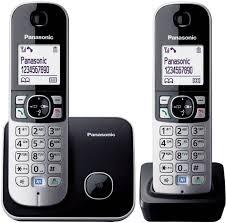 panasonic kx tg 6812 cordless landline phone price in india buy