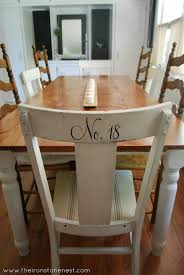 dining room farm table remodelaholic white farmhouse dining room
