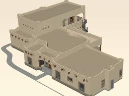 adobe home plans ideas adobeouthwest house plansouthwestern with courtyards
