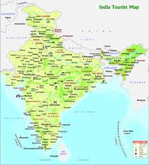 World Map Of India by Map Of India Gets Holidays
