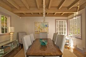 Rustic Modern Dining Room Tables Modern Dining Table Decor 11 The Minimalist Nyc