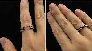 round wire rings images Basic wire woven ring band tutorial jpg