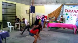 parlor games takara christmas party 2015 youtube