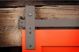 Exterior Sliding Door Track Systems Tremendously Warm Sliding Barn Door Track Door Stair Design