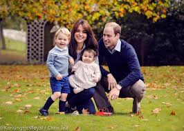 prince william duchess kate release new family photo of george