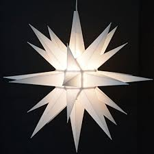Outdoor Christmas Decor Amazon by Amazon Com Advent Stars Moravian Star Indoor Outdoor Christmas
