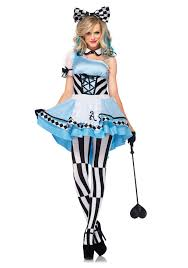 if you want an alice in wonderland costume with a twist this