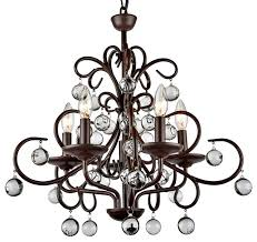 Traditional Chandelier Modern Stylish 5 Light Chandelier Traditional