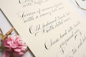 wedding quotes calligraphy wedding calligraphy quotes and signs paperblog