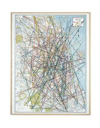 Chicago Map Art by A Dip In The Lake Ten Quicksteps Sixty Two Waltzes And Fifty