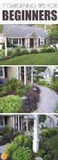 Landscaping Ideas Small Area Front Gardening Tips For Beginners Frugal Ways To Make Your Garden