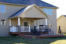 simple covered deck ideas home design ideas