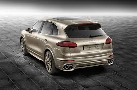 porsche cayenne 2015 2015 porsche cayenne s palladium metallic is a golden custom
