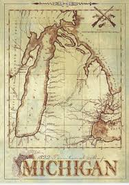 Maps Of Michigan Michigan Alchetron The Free Social Encyclopedia