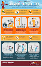 christmas party safety tips infographic legalvision