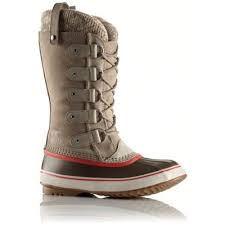 s sorel joan of arctic knit boot in fossil canada