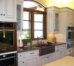 appliances kitchens with with also double and ovens sink window