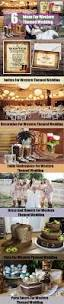 western themed table centerpieces ideas for western themed wedding how to plan a country western