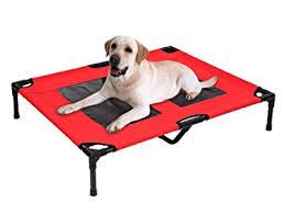 amazon com dog bed mesh trampoline hammock indoor outdoor