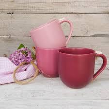 oggetti decorativi casa oggetti per la casa tazza con manico e decorazione farbton