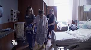 Stay In Bed For 70 Days Why A Stay In The Icu Can Leave Patients Worse Off Pbs Newshour
