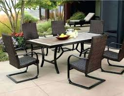sams club patio table sams club patio furniture set slivaj