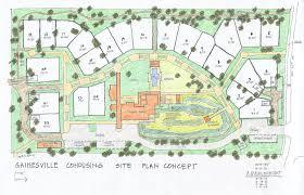 Gainesville Map Brooks Nelson Gainesville Cohousing
