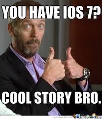 Ios Meme - ios 7 by livelongandprosper meme center