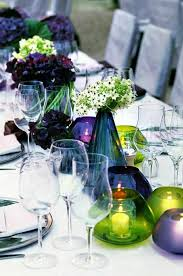 centre de table mariage pas cher comment décorer le centre de table mariage 50 idées en photos et