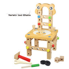 Toy Chair Wooden Tool Box Toy Online Toy Wooden Tool Box Set For Sale