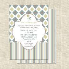 Babyshower Invitation Cards Modern Baby Shower Invites Theruntime Com
