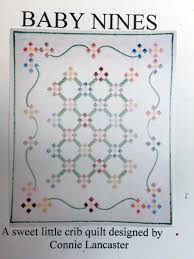baby nines quilt pattern