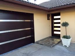 modern garage doors gallery of garage driveway design calm dark